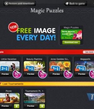 Magic Jigsaw Puzzles Ekran Görüntüleri - 2