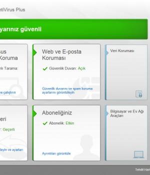 McAfee AntiVirus Plus Ekran Görüntüleri - 4