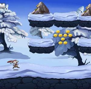 Mega Bunny Run Ekran Görüntüleri - 2