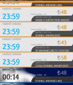 Metro Turizm Ekran Görüntüleri - 3