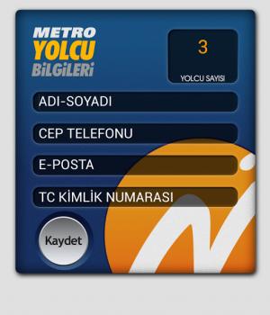 Metro Turizm Ekran Görüntüleri - 1