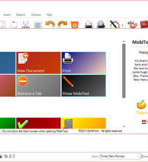 MobiText Ekran Görüntüleri - 1