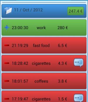 Money Tracker Ekran Görüntüleri - 3