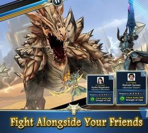 Monster Blade Ekran Görüntüleri - 5