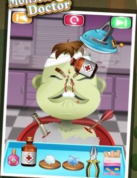 Monster Doctor Ekran Görüntüleri - 1