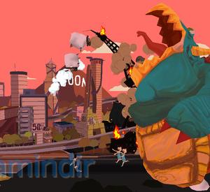 Monster vs Sheep Ekran Görüntüleri - 2