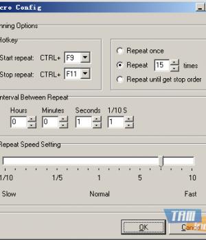 Mouse Macro Recorder Ekran Görüntüleri - 2