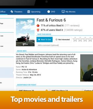 Movies by Flixster Ekran Görüntüleri - 4