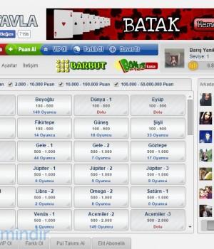 Mynet Tavla Ekran Görüntüleri - 4