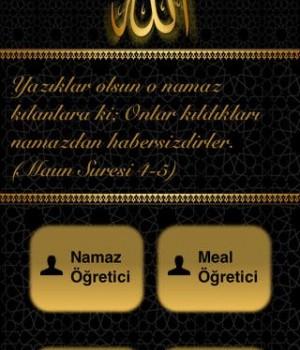 Namaz ve Türkçesi Ekran Görüntüleri - 5