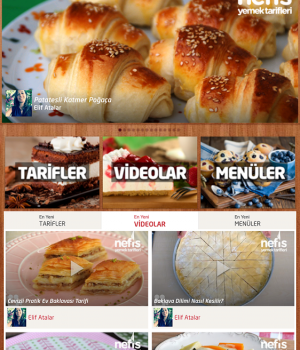 Nefis Yemek Tarifleri Ekran Görüntüleri - 6