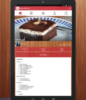 Nefis Yemek Tarifleri Ekran Görüntüleri - 1