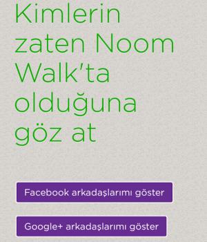 Noom Walk Ekran Görüntüleri - 2