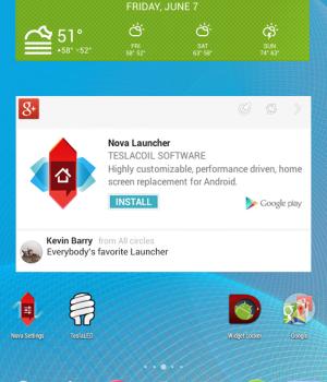 Nova Launcher Ekran Görüntüleri - 4