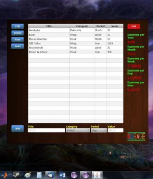 Nubage - Expenses Calculator Ekran Görüntüleri - 1