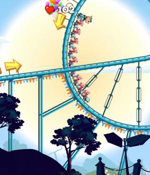 Nutty Fluffies Rollercoaster Ekran Görüntüleri - 3