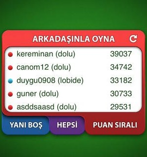 Okey 101 Online Ekran Görüntüleri - 3