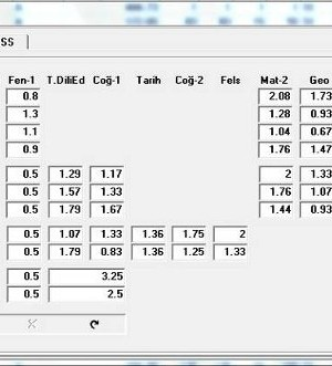 OptikOS Ekran Görüntüleri - 3