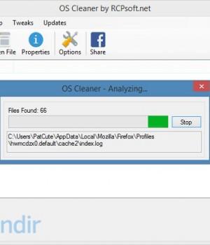 OS CLEANER Ekran Görüntüleri - 2