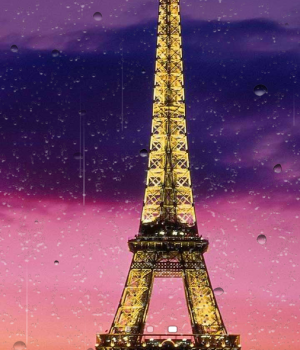 Paris Yağmur Duvar Kağıdı Ekran Görüntüleri - 5
