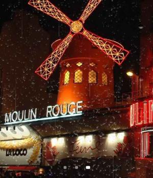 Paris Yağmur Duvar Kağıdı Ekran Görüntüleri - 2