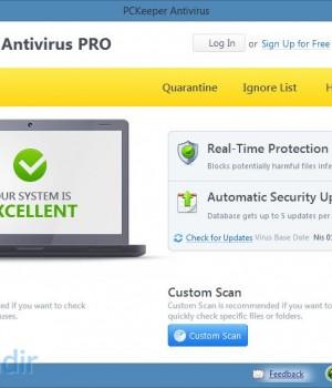 PCKeeper Antivirüs Ekran Görüntüleri - 4