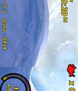 Penguin Skiing 3D Ekran Görüntüleri - 2