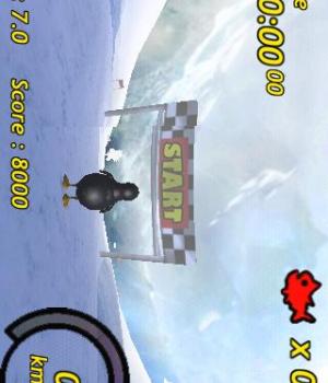 Penguin Skiing 3D Ekran Görüntüleri - 1