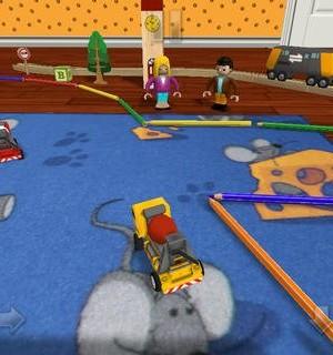 Playroom Racer 2 Ekran Görüntüleri - 2