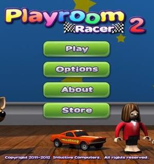 Playroom Racer 2 Ekran Görüntüleri - 1