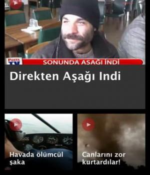 Posta eGazete Ekran Görüntüleri - 1