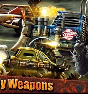 Road Warrior Ekran Görüntüleri - 3