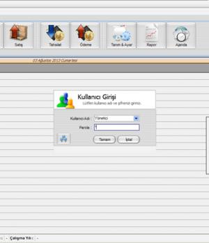 Sav Müşteri Takip Programı Ekran Görüntüleri - 1