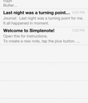 Simplenote Ekran Görüntüleri - 5