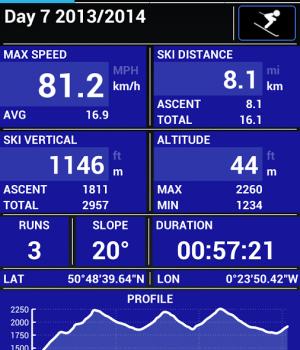 Ski Tracks Ekran Görüntüleri - 5