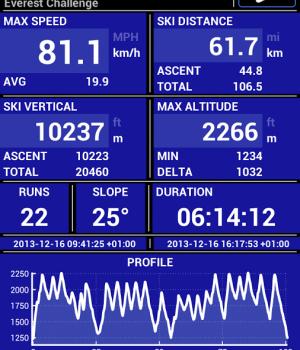 Ski Tracks Ekran Görüntüleri - 3