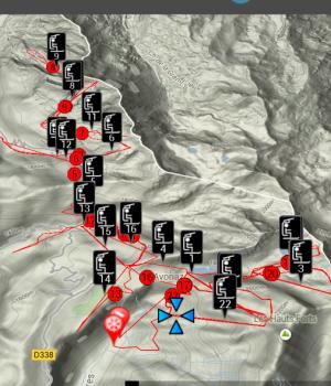 Ski Tracks Ekran Görüntüleri - 1