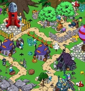 Smurfs' Village Ekran Görüntüleri - 1