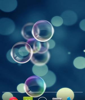 Soap Bubbles Live Wallpaper Ekran Görüntüleri - 4