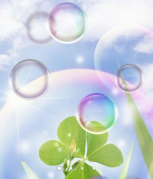 Soap Bubbles Live Wallpaper Ekran Görüntüleri - 2