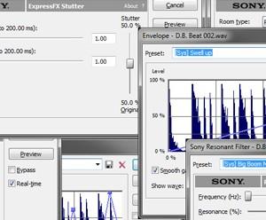 Sound Forge Audio Studio Ekran Görüntüleri - 1