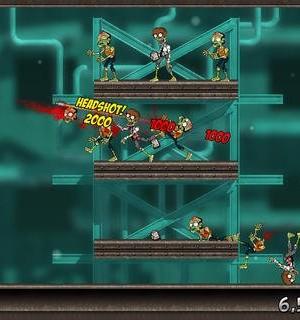Stupid Zombies 2 Free Ekran Görüntüleri - 2