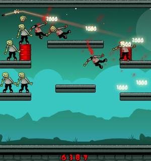 Stupid Zombies Free Ekran Görüntüleri - 5
