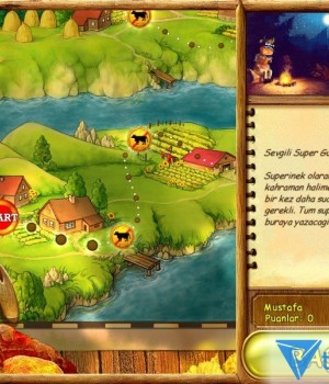 Supercow Türkçe Yama Ekran Görüntüleri - 2