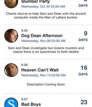 Supernatural Countdown Ekran Görüntüleri - 1