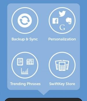 SwiftKey Keyboard Free Ekran Görüntüleri - 1