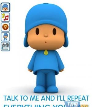 Talking Pocoyo Free Ekran Görüntüleri - 5