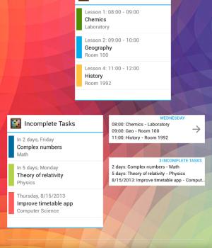 Timetable Ekran Görüntüleri - 7