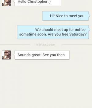 Tinder Ekran Görüntüleri - 1