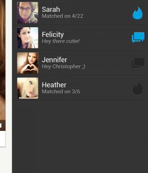 Tinder Ekran Görüntüleri - 2